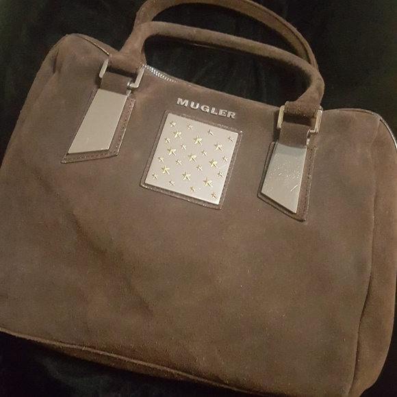 Thierry Mugler Handbags - AUTHENTIC THIERRY MUGLER/ Made in france